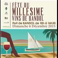Fête du millésime 2015 sur le port de Bandol