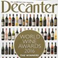 Decanter, été 2016