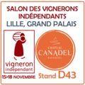 Salon des vignerons indépendants de Lille