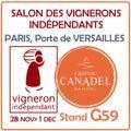 Salon des vignerons indépendants Paris Porte de Versailles 2019