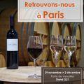 Salon des vignerons indépendants de Paris porte de versailles