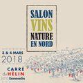 Salon Vins Nature en Nord 2018